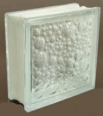 Ladrillo vidrio burbuja 20x20 moro revestimientos - Ladrillos de vidrio precio ...