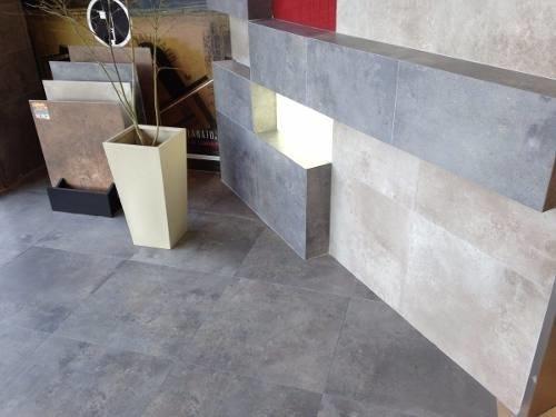 Bauhaus smoke 58x58 antideslizante moro revestimientos sanitarios pisos porcelanatos - Bauhaus griferia cocina ...